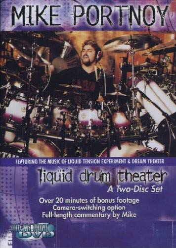 Mike Portnoy - Liquid Drum Theater [2 DVDs]