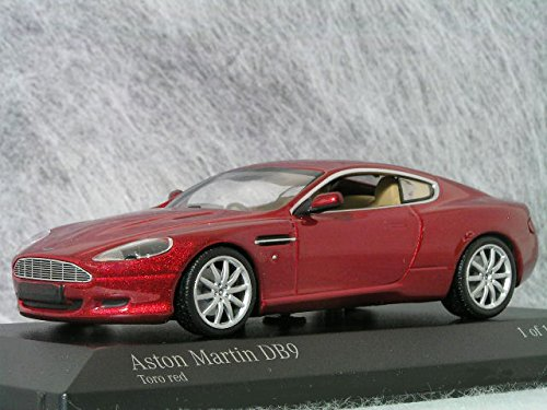 1/43 アストン マーチン 〓 DB9 / レッド メタリック 〓 Aston Martin