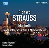 Macbeth by RICHARD STRAUSS (2012-10-30)