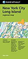 Rand Mcnally New York City/ Long Island: Regional Map