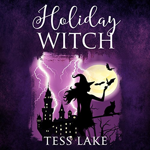Holiday Witch audiobook cover art