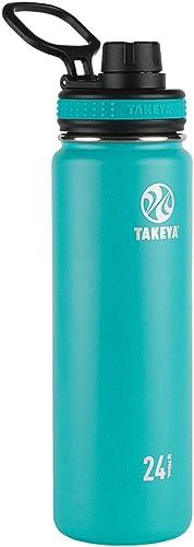 Takeya Ocean Originals Vacuum-Insulated Stainless-Steel Water Bottle, 24oz product image