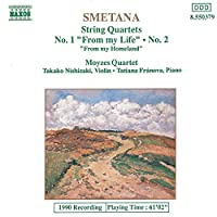 Smetana;String Qrts.1&2/Fro