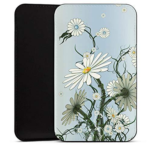 DeinDesign Cover kompatibel mit Wiko Barry Hülle Tasche Sleeve Socke Schutzhülle Blumen Flowers Ranken
