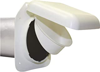 P Tec Products Low Profile Vent White