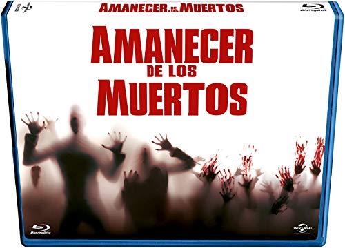 AMANECER DE LOS MUERTOS - EDICIÓN HORIZONTAL (BD) [Blu-ray]