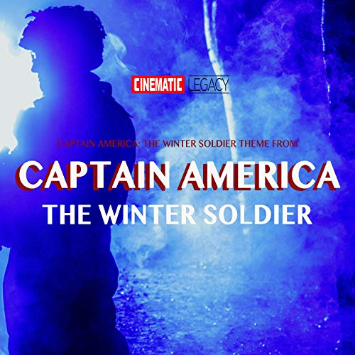 Captain America: The Winter Soldier Theme (From 'Captain America: The Winter Soldier')