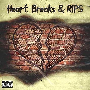 Heartbreaks & R.I.P's