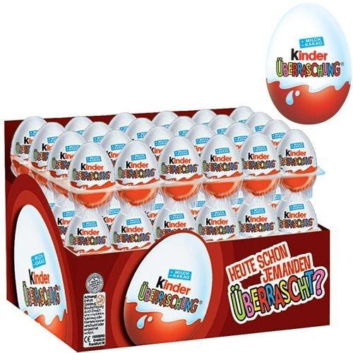 Ferrero Kinder Überraschungs-Ei (72x 20g)