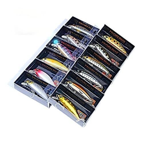 Minnow 8cm 11g pesca señuelo Piezas pequeñas vibrantes luz cebos duros Crankbait Switebait Japón Pesca Tackle señuelos invierno herramienta de pesca al aire libre accesorios accesorios de engranaje ba