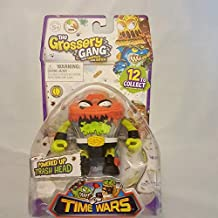 Grossery Gang The Time Wars Action Figure - Trash Head