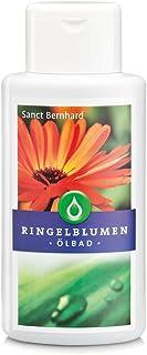 Sanct Bernhard Ringelblumen-Ölbad mit Weizenkeimöl, Lecithinöl, Karottenöl - 750 ml