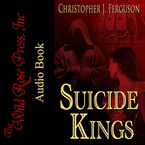 Suicide Kings audiobook cover art