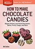 How to Make Chocolate Candies: Dipped, Rolled, and Filled Chocolates, Barks, Fruits, Fudge, and...
