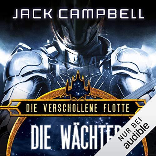 Die Wächter audiobook cover art