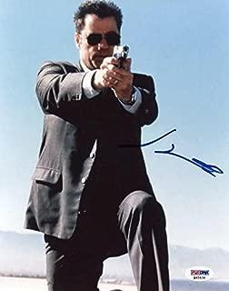 John Travolta Signed 8X10 Photo Autograph #Q45436 - PSA/DNA Certified
