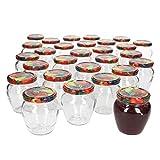 MamboCat Lot de 75 bocaux à Conf...