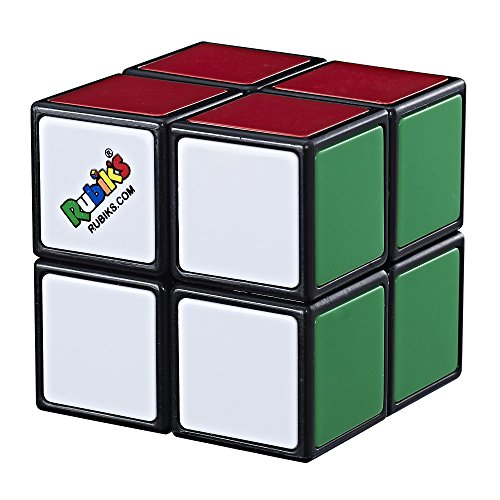 Hasbro Gaming Rubik's Cube 2 x 2 Mini Puzzle, Original Rubik's Product, Toy for for Kids Ages 8 and Up