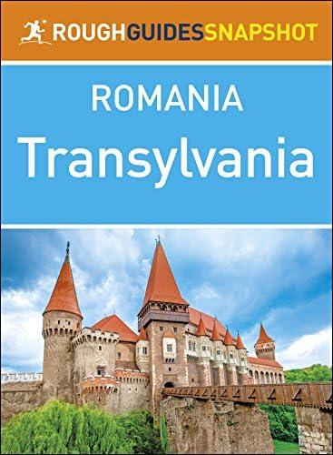 Transylvania Rough Guides Snapshot Romania product image