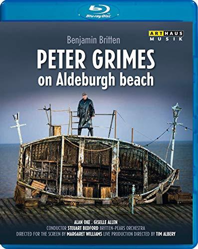 BRITTEN: Peter Grimes on Aldeburgh Beach (filmed at the Aldeburgh Festival, 2013) [Blu-ray]