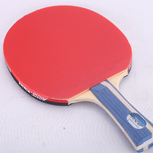 YINHE 05b Yinhe ping pong–Galaxy vía Láctea Venus Cauchos (Pre ajustable a ambos lados)–libre juego naranja Yinhe caso.–Fabricado por el Chino & desempeñado por los chinos.