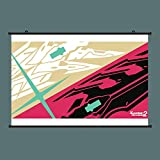 CJH Xenoblade Chronicles 2 Poster Mythra & Pyra Wallpaper Wall Scroll Poster Sticker Hanging Paintings 40 x 60cm(ndDeq049) Jouline666