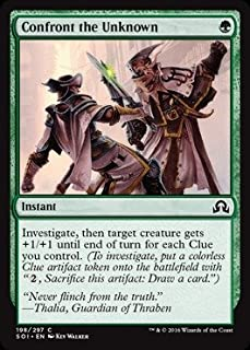 Magic The Gathering - Confront The Unknown (198/297) - Shadows Over Innistrad