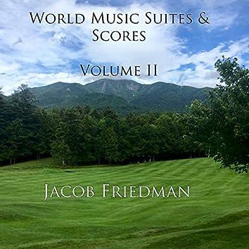 World Music Suites & Scores: Volume II
