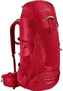 Lowe Alpine Manaslu 65:75 Reg Hiking Backpack Oxide by Lowe Alpine