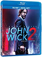 John Wick: Chapter 2 [Blu-ray + Digital Copy] Bilingual