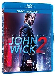 John Wick: Chapter 2 [Blu-ray + Digital Copy] Bilingual (B06ZZ5RMNH) | Amazon price tracker / tracking, Amazon price history charts, Amazon price watches, Amazon price drop alerts