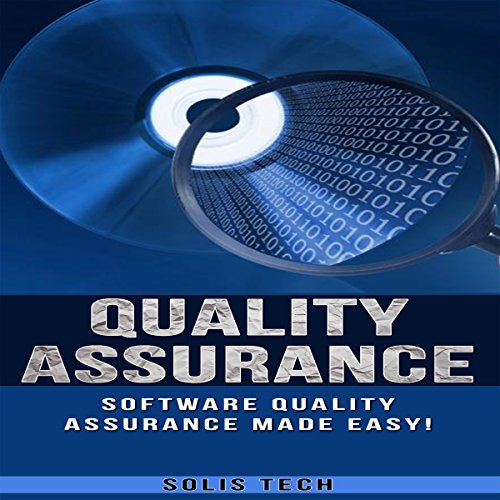 Quality Assurance audiobook cover art