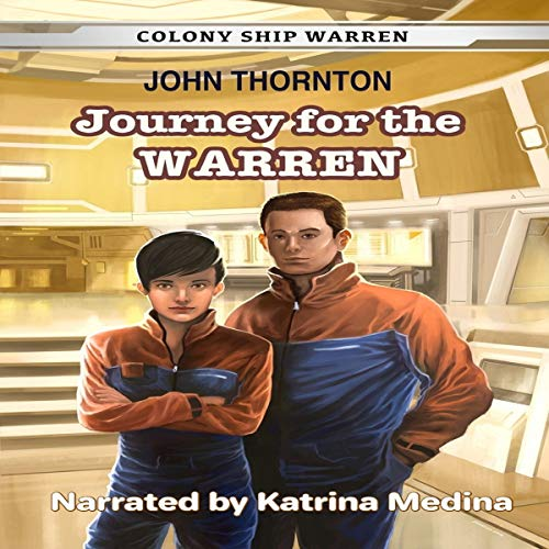 Journey for the Warren cover art