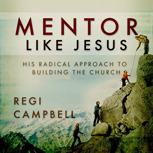 Mentor Like Jesus  By  cover art
