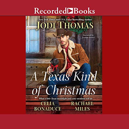 A Texas Kind of Christmas audiobook cover art