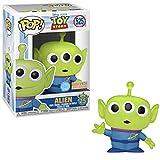 POP Funko Tees Disney Pixar Toy Story Pizza Planet T-Shirt & Alien (Translucent Glitter) Size L...