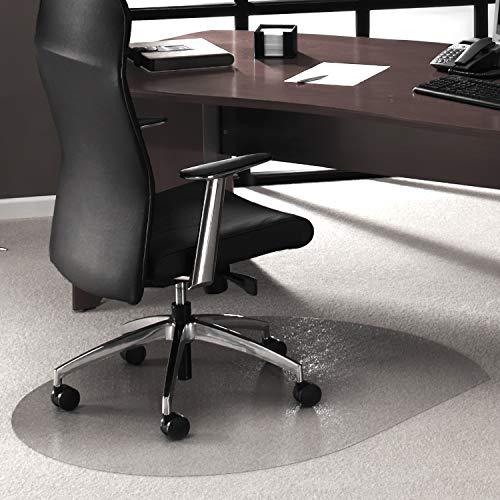 Floortex Polycarbonate Contoured Chair Mat 39