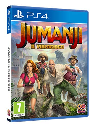 Jumanji: Il Videogioco - Playstation 4