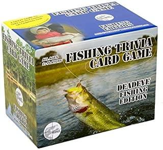 Deadeye Hunter Trivia Deadeye Fishing Trivia Card Game