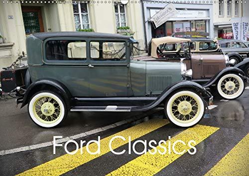 Ford Classics (Wandkalender 2021 DIN A2 quer)