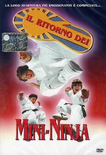 Il Ritorno Dei Mini Ninja  Italia DVD