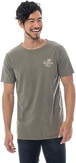 2019年春夏 BILLABONG(ビラボン) メンズ SURF CLUB Tシャツ 品番:AJ011-226 日本正規品 MIL(グレー) Mサイズ