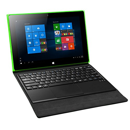 iRULU Walknbook 2-in-1 Laptop (W1) 10.1 pulgadas PC 32GB ...