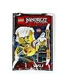 LEGO Ninjago: Adolescente Wu (Sensei Wu en disfraz de cazador de dragón) con Bastón...
