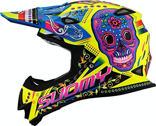 Suomy MR Jump Warlock - Casco de motocross S