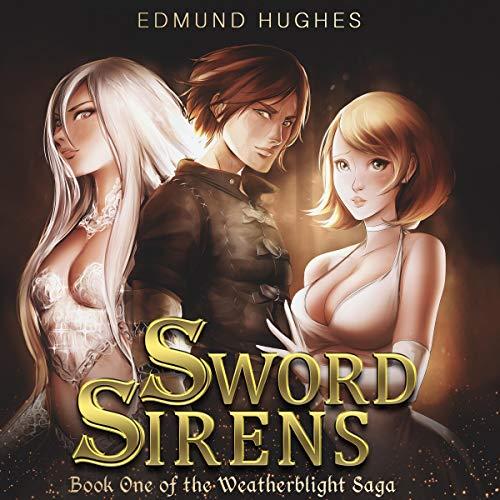 Sword Sirens audiobook cover art