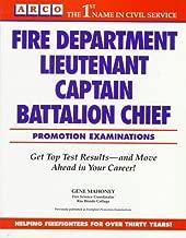 Arco Fire Department, Lieutenant, Captain, Battalion Chief (Arco Civil Service Test Tutor)
