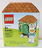 LEGO Easter Bunny Hut Iconic Easter Minifigure Set (5005249)