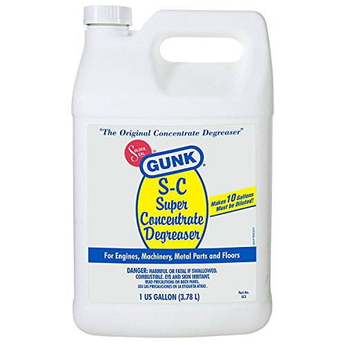 Gunk SC3 Super Concentrate Degreaser - 1 Gallon