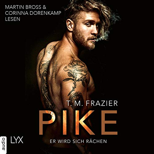 Pike - Er wird sich rächen cover art